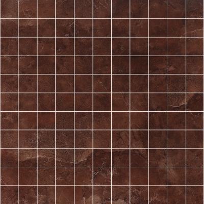 Venezia brown POL мозаика 2.5х2.5 30x30 VNCP60E MOS