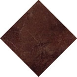 Venezia brown POL tozzetto 7x7 VNCP60E~