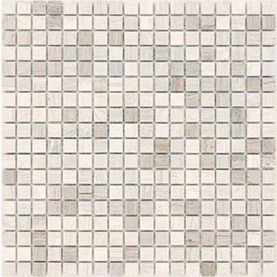 Travertino Silver 15x15